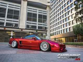 Low Honda NSX
