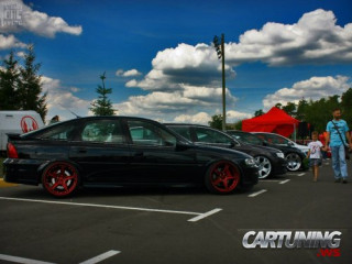 Low Opel Vectra B