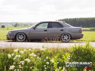 Low Toyota Camry VX10