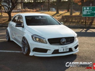 Low Mercedes-Benz A45 AMG W176