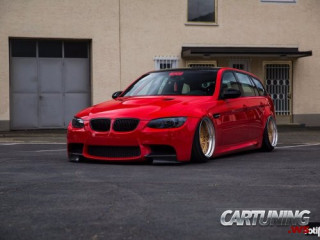 Tuning BMW 3 Touring E91