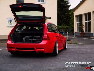 Low BMW 3 Touring E91
