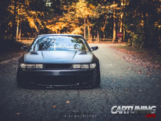 Low Nissan Silvia S13