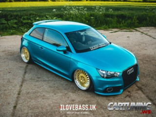 Tuning Audi A1