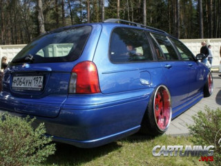Low Rover 75 Wagon