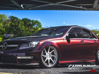 Low Mercedes-Benz C-Class W204