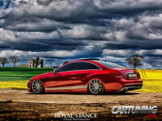 Tuning Mercedes-Benz E-Class Coupe C207