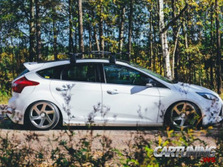 Stance Ford Focus