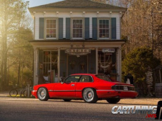Tuning Jaguar XJS