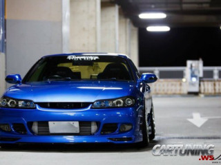 Stanced Nissan Silvia S15