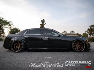 Stance Chrysler 300C