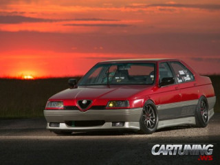 Low Alfa Romeo 164