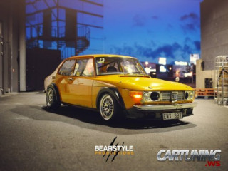 Tuning Saab 99 Turbo