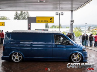 Low Volkswagen Transporter T6