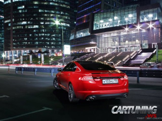 Tuning Jaguar XF