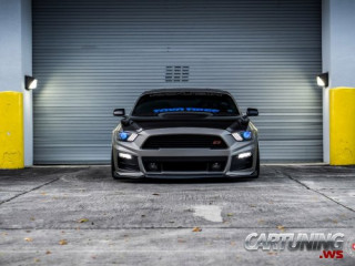 Low Ford Mustang 2016