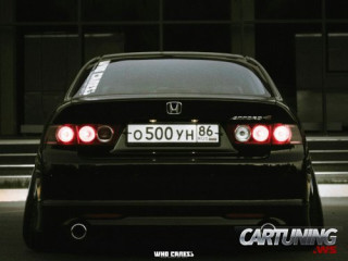 Low Honda Accord Type S