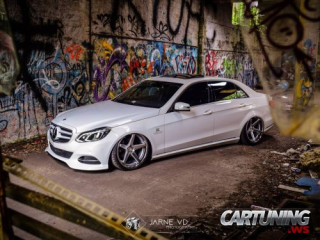 Tuning Mercedes-Benz E250 W212