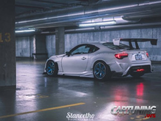 Toyota GT86 Widebody
