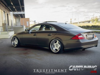 Tuning Mercedes-Benz CLS C219