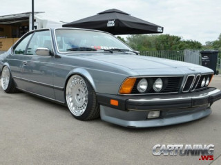 Tuning BMW 635CSi