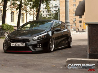 kia ceed » cartuning - best car tuning photos from all the world