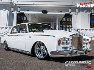 Tuning Rolls-Royce Silver Shadow