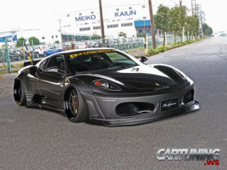 Ferrari F430 Liberty Walk