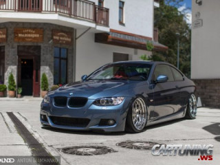 Tuning BMW 3 Coupe E92