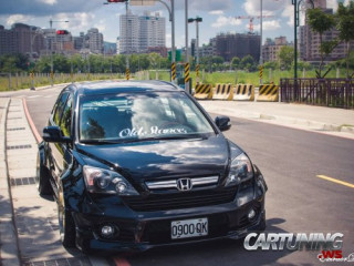 Tuning Honda CR-V