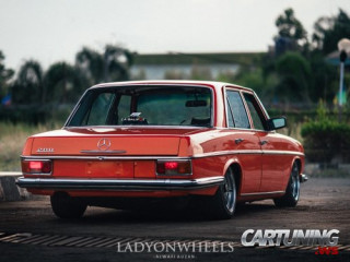 Tuning Mercedes-Benz 280 W114