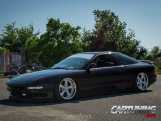 Stanced Ford Probe