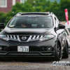 Tuning Nissan Murano Stance Low Dub Clean Style Tuning
