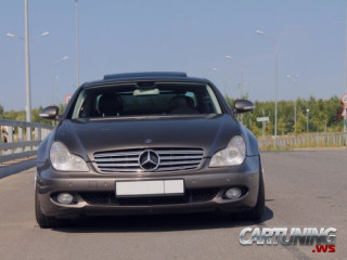 Tuning Mercedes-Benz CLS550 C219
