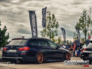 Stanced BMW 530d Touring F11