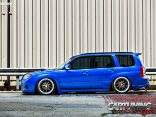 Low Subaru Forester