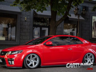 Low Kia Cerato Koup