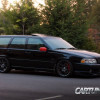 Tuning Volvo S60 S70 V70 Stance Stanced Low Lowered