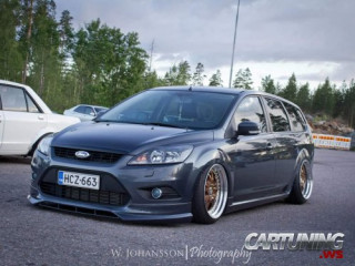 Tuning Ford Focus Wagon