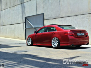 Tuning Toyota Camry VX40