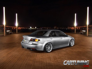 Low Mazda 6 MPS