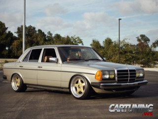 Tuning Mercedes-Benz 300D W123