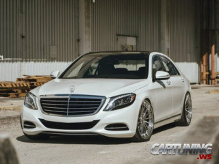 Tuning Mercedes-Benz S550 W222