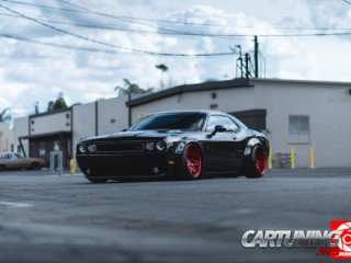 Dodge Challenger Liberty Walk