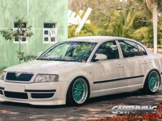 Tuning Skoda Superb