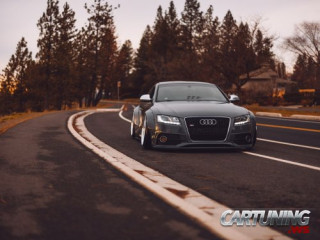 Tuning Audi A5 Wideboby