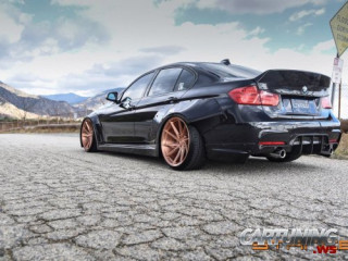 BMW 330i F30 Widebody