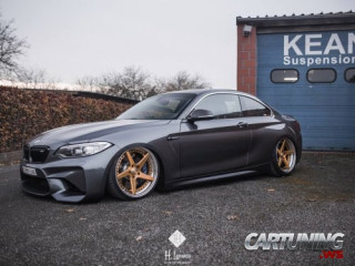 BMW M2 F87 On Air