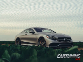 Tuning Mercedes-Benz S63 AMG Coupe C222