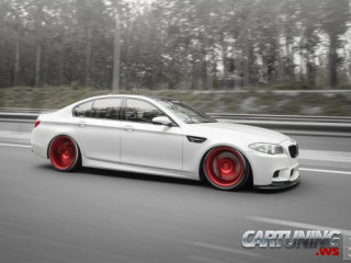 Tuning BMW 535i F10 Airlift